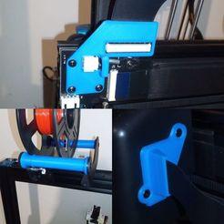 Descargar archivos 3D Piezas de actualización de Sidewinder X1, Crazymakers