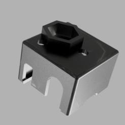 Imprimir en 3D gratis Enchufe de extrusor Quidi 3D Xmax, Crazymakers