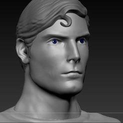 Captura3.JPG Télécharger fichier STL Le buste de Superman • Plan pour impression 3D, josefaedda45