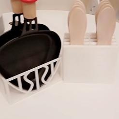 136049234_2803961026550982_132509802721935350_n.jpg Télécharger fichier STL gratuit rangement coupelle et spatule raclette • Design pour imprimante 3D, myms_60