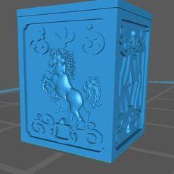 beta.JPG Télécharger fichier STL gratuit saint seiya asgard Bêta • Modèle pour impression 3D, franckeli