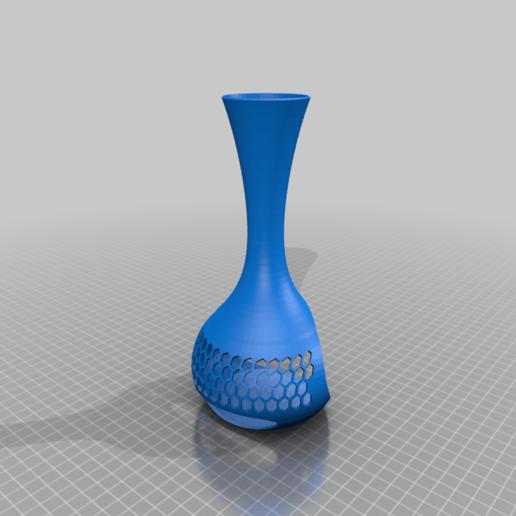 Download free STL files Google Mini Vase Holder, mforry