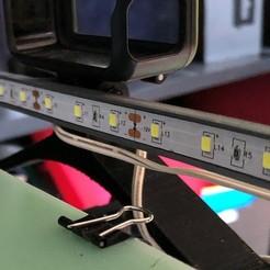 Impresiones 3D gratis iluminación con leds, Remedy