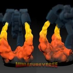 Descargar archivos 3D gratis Senderos Jetpack, Miniatureverse