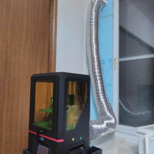 Télécharger fichier STL gratuit Attache d'échappement pour photon. • Modèle imprimable en 3D, okacreate