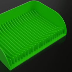 untitled11.png Download free STL file Soap dish • Object to 3D print, dealexphotography