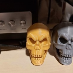 Descargar archivo 3D Cráneo de narguile, dealexphotography