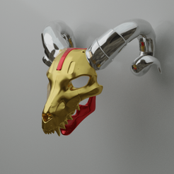 Download 3D printing models Revenant unholy beast legendary mask Apex Legends, dealexphotography