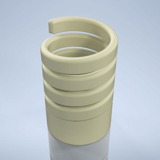 Download free 3D model Spring pen holder, giacomomazzoni7