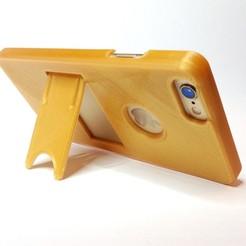 Foto 18.04.17, 19 50 52.jpg Télécharger fichier STL gratuit Cas de l'iPhone 6(s) avec borne d'appel intégrée • Modèle à imprimer en 3D, maximator