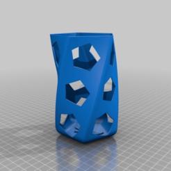 184707b38768104b30e0617bcd77a243.png Télécharger fichier STL gratuit Détenteur d'un stylo du Pentagone • Plan imprimable en 3D, maximator
