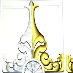 5.jpg Download STL file Temple art mandir sompura jain iskcon radhaswami • 3D printer design, prateekkhare21