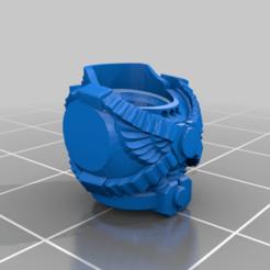 assault_marine_torso.png Download free STL file Assault Marine torso • 3D printable design, Klamps91