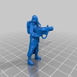 Dkokmeltaman.png Télécharger fichier OBJ gratuit DKoK melta boi • Design imprimable en 3D, Klamps91