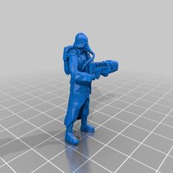 plasmaman.png Download free STL file DKoK Plasma boi • 3D printable template, Klamps91
