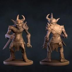 Descargar archivos 3D gratis GOBLIN, ShadyFair
