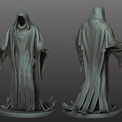 Descargar diseños 3D gratis Fantasma, ShadyFair