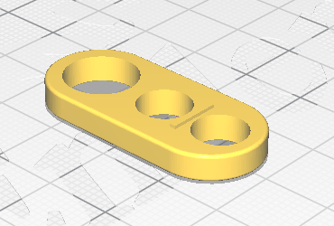 Capture.PNG Download free STL file Suspension clevis • 3D printing object, thomaslepape11