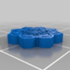 Descargar modelos 3D gratis mandala , ivanherreraalgeciras1980