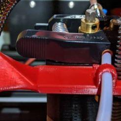 Captura.JPG Télécharger fichier STL Ender 3 - Aligneur de filaments • Modèle pour imprimante 3D, Feel3D