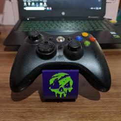 123393041_418058549605011_5759449124382351292_o.jpg Download STL file Support for xbox 360 sea of thieves control • 3D printable template, jfetronic
