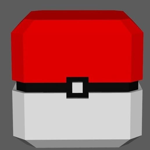2.jpg Télécharger fichier OBJ gratuit Pokeball nintendo switch cartouches et sd • Objet pour impression 3D, Pdor