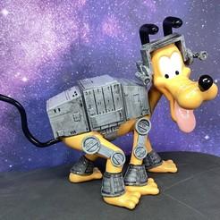 IMG_1384.JPG Télécharger fichier STL Pluton ATAT • Objet pour impression 3D, romwba
