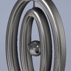 Download free 3D printer designs SpinningEye, bifrost76