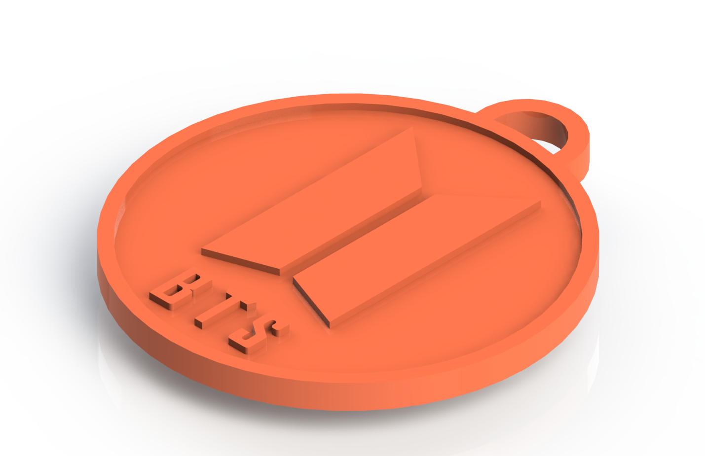 87878.png Download free STL file BTS KEYBOARD • 3D printable object, Lubal