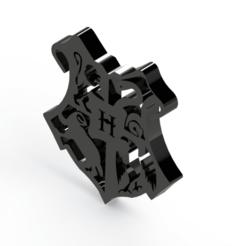 Sin título.png Télécharger fichier STL HARRY POTTER • Design pour impression 3D, Lubal