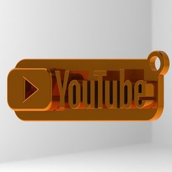 111111412141674657857.JPG Download STL file Youtube • Design to 3D print, Lubal
