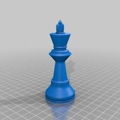 King.jpg Télécharger fichier STL gratuit King • Plan pour imprimante 3D, Lubal