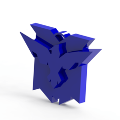 Download 3D printer files Heroic Free fire, Lubal