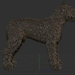 Sin título.png Download OBJ file Dog • 3D printing model, Lubal