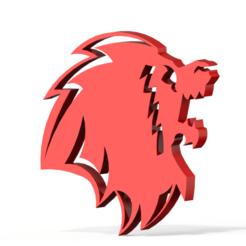 Download free STL files Tiger, Lubal