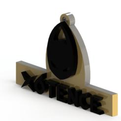 Download free 3D printer model x6tence LOGO, Lubal