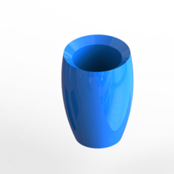 Download 3D printer model PLANTER, Lubal