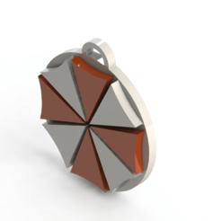 Download free 3D printing files umbrella corporation, Lubal