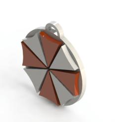 Descargar Modelos 3D para imprimir gratis umbrella corporation , Lubal