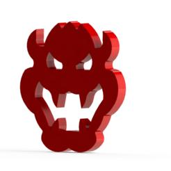 Sin título1.png Télécharger fichier STL Bowser • Modèle imprimable en 3D, Lubal