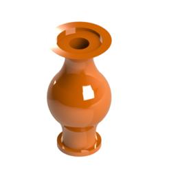 Télécharger fichier impression 3D Vase, Lubal