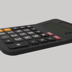5398-calculadora-simple.png Download STL file Calculator • Template to 3D print, Lubal