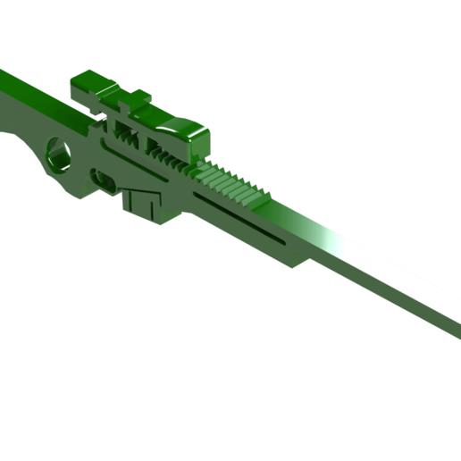 Download free 3D printer designs Sniper, Lubal