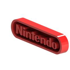 Descargar diseños 3D Nintendo, Lubal