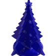 Download free 3D printing templates TREE, Lubal