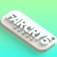 Télécharger fichier imprimante 3D gratuit Porte-clés Far Cry 5, Lubal