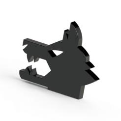 lobo.png Download STL file Lobo • 3D printer object, Lubal