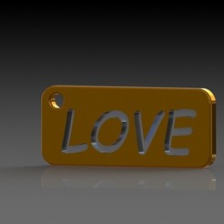 love.JPG Download STL file Love • 3D printer design, Lubal