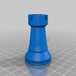Rook.jpg Download STL file Tower • Design to 3D print, Lubal