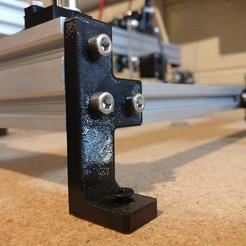 IMG_20181116_115018.jpg Download STL file Eleksmaker Anchored Foot • Model to 3D print, AaronMakes